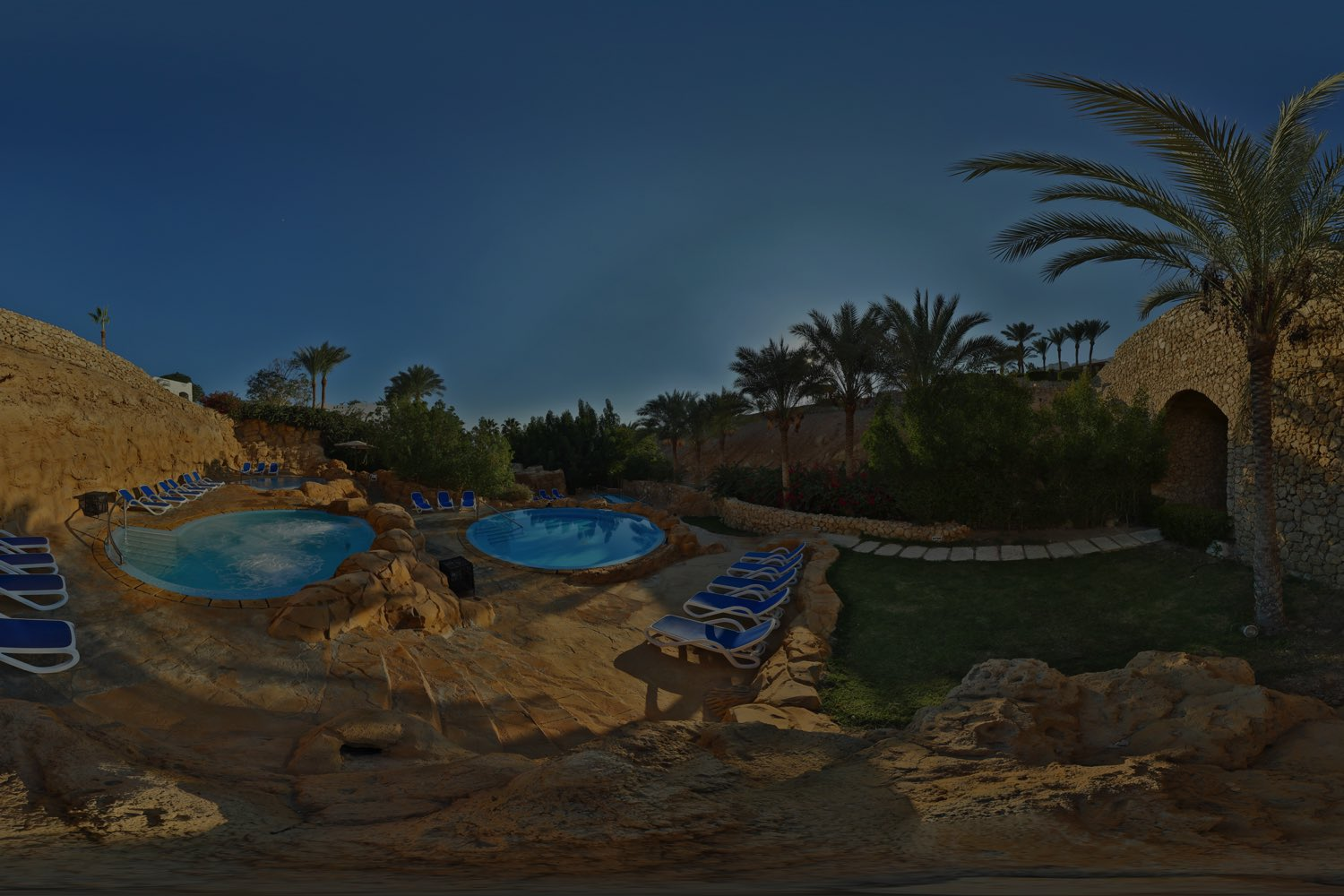virtual tour hotel e resort